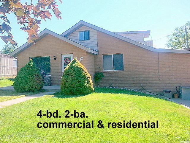 158 N Main St, Blanding, UT 84511 (#1616732) :: Bustos Real Estate | Keller Williams Utah Realtors