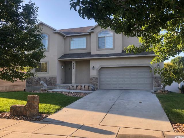 8678 W Titanium Dr, Magna, UT 84044 (#1616777) :: Big Key Real Estate