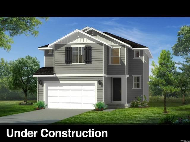 4923 E Golden Meadow Xing, Eagle Mountain, UT 84005 (#1616780) :: Red Sign Team