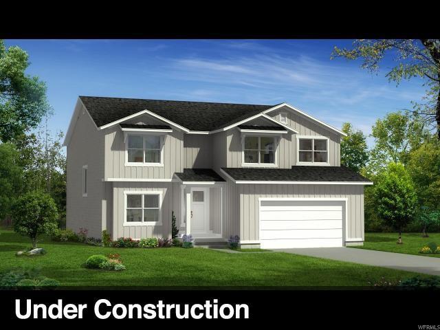 164 N 160 E 70 P, Vineyard, UT 84059 (#1616806) :: Big Key Real Estate