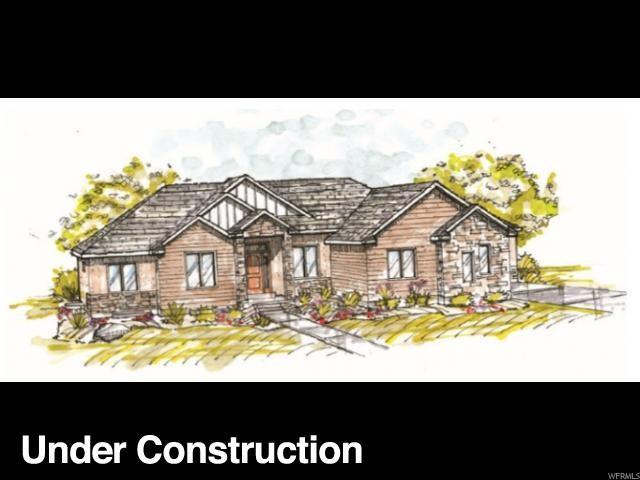 2819 Ridgeline Rd W #61, Stockton, UT 84071 (#1616815) :: Big Key Real Estate