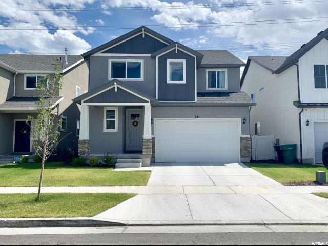941 W Mckenna Rd, Bluffdale, UT 84065 (#1616826) :: Big Key Real Estate