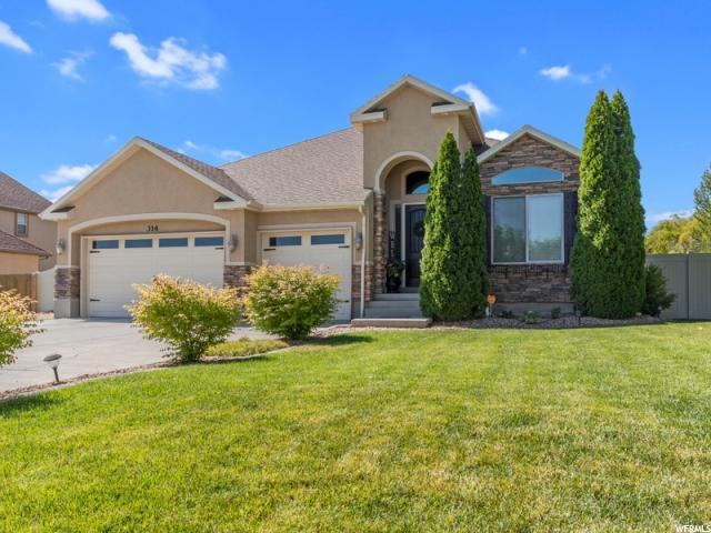 314 E Box Elder Dr S #306, Grantsville, UT 84029 (#1616837) :: Big Key Real Estate
