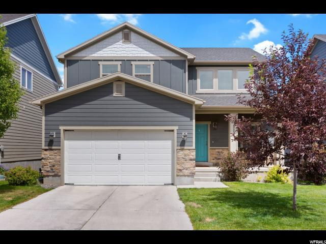 5135 E High Noon Ave, Eagle Mountain, UT 84005 (#1616842) :: Red Sign Team