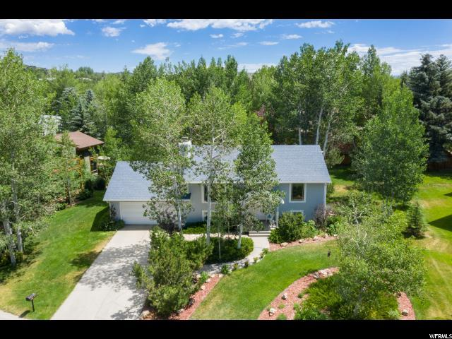 2820 Hackney Ct., Park City, UT 84060 (#1616846) :: goBE Realty