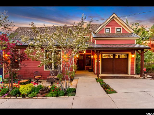148 Main St, Park City, UT 84060 (#1616848) :: RE/MAX Equity
