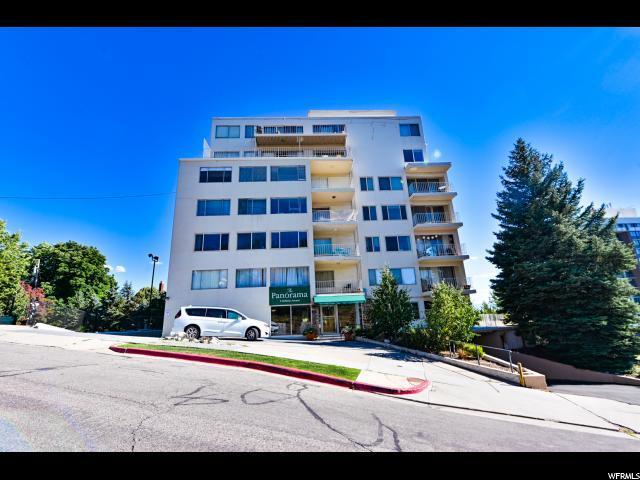 8 Hillside Ave #501, Salt Lake City, UT 84103 (#1616852) :: Doxey Real Estate Group