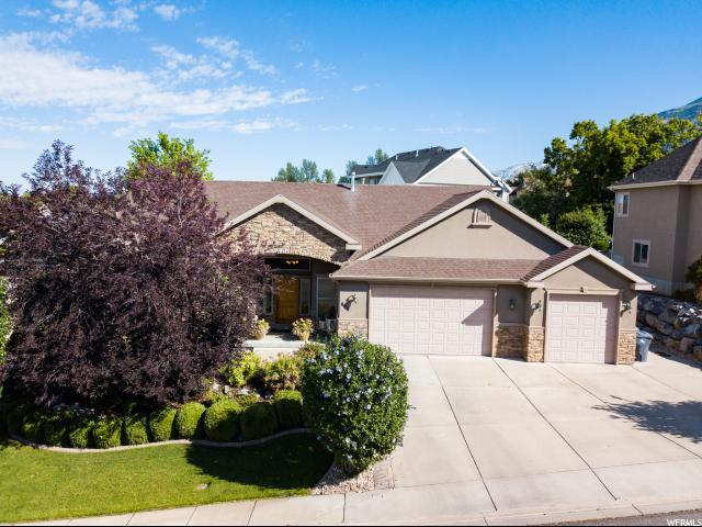 829 E 820 S, Pleasant Grove, UT 84062 (#1616903) :: The Canovo Group