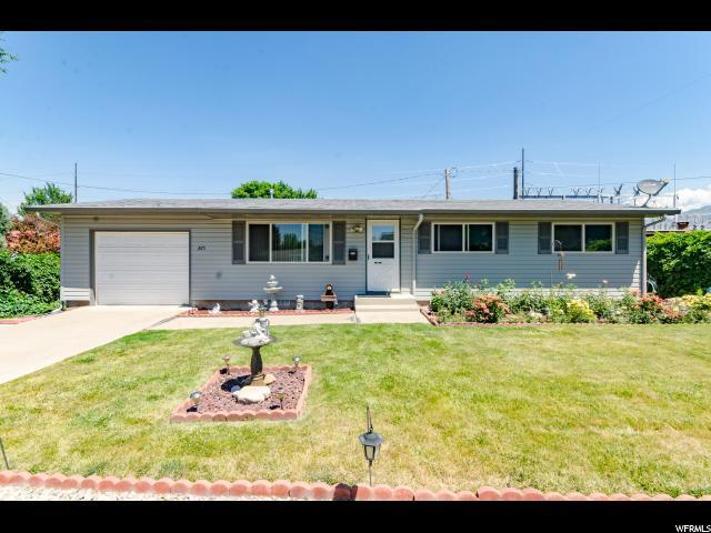 265 E 970 N, Logan, UT 84321 (#1616940) :: Colemere Realty Associates