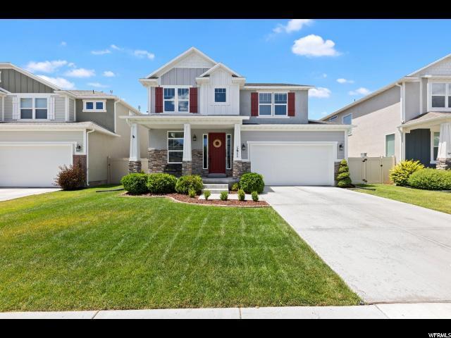 1611 N August Dr E, Saratoga Springs, UT 84045 (#1616942) :: goBE Realty