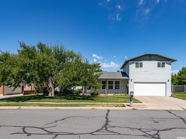 1277 N 225 W, Harrisville, UT 84404 (#1616953) :: Big Key Real Estate