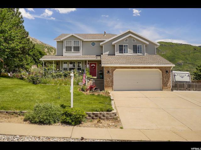 2888 N 1300 E, North Ogden, UT 84414 (#1616968) :: Big Key Real Estate