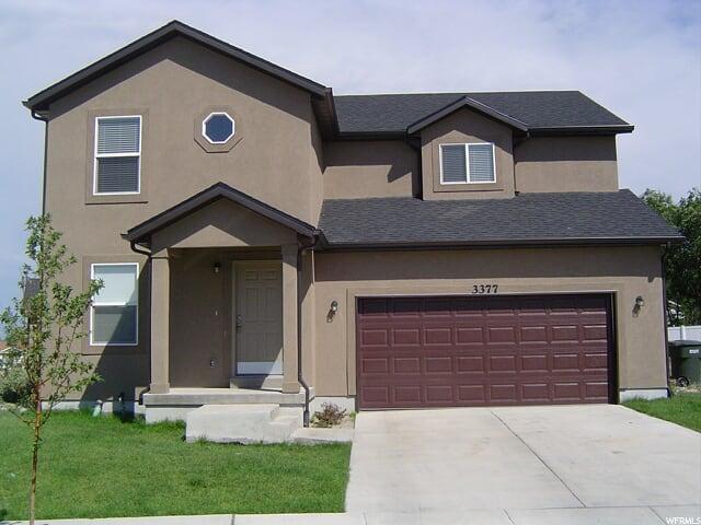 3377 S Diamond Ridge Cir W, Magna, UT 84044 (#1617019) :: Big Key Real Estate
