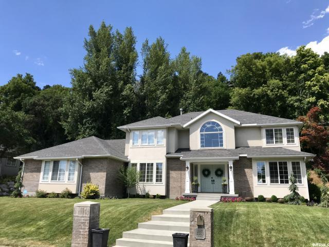 2383 Royal Ln, Cottonwood Heights, UT 84093 (#1617020) :: Big Key Real Estate