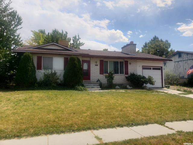 6101 3725 S, West Valley City, UT 84128 (#1617023) :: Big Key Real Estate