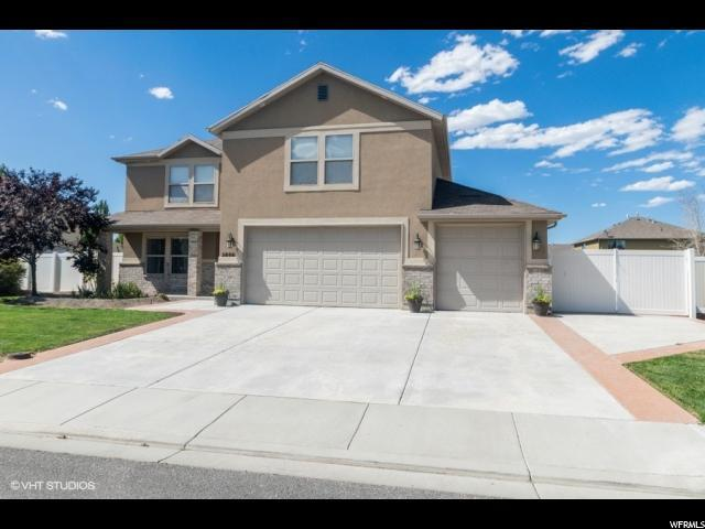 2886 W Willow Patch Rd S, Lehi, UT 84043 (#1617028) :: goBE Realty