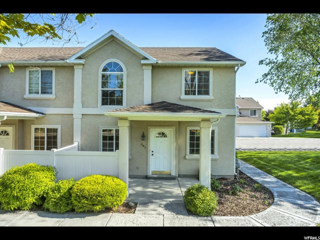803 W Brookside Ct, Payson, UT 84651 (#1617055) :: goBE Realty