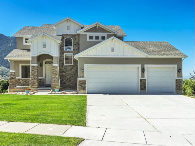 3141 N Mountain Rd E, North Ogden, UT 84414 (MLS #1617057) :: Lawson Real Estate Team - Engel & Völkers