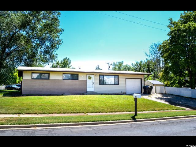 263 W 1550 N, Clearfield, UT 84015 (MLS #1617065) :: Lawson Real Estate Team - Engel & Völkers