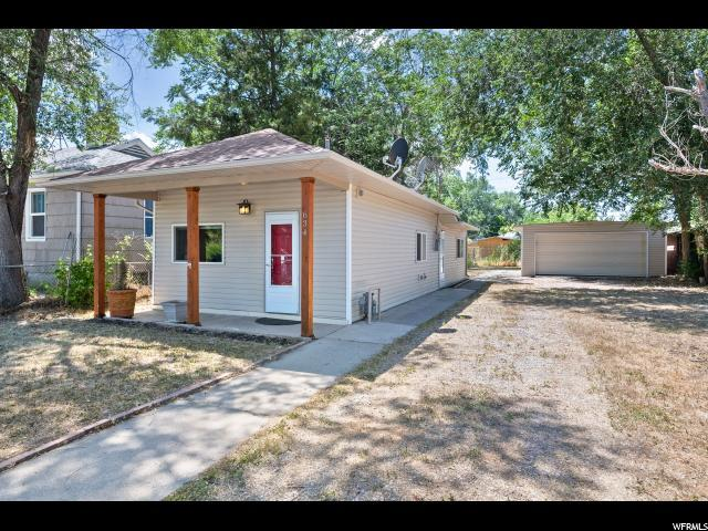 634 S 1300 W, Salt Lake City, UT 84104 (#1617083) :: Doxey Real Estate Group