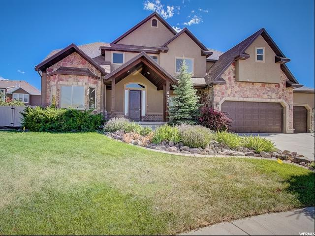 6977 W Boulder Ridge Cir S, Herriman, UT 84096 (#1617096) :: goBE Realty