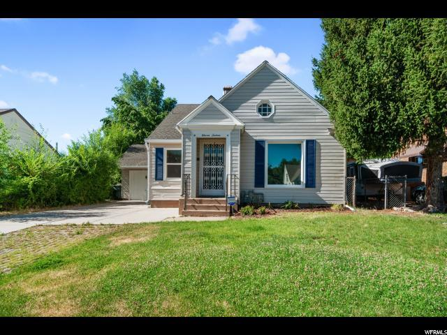 1116 E 21ST St, Ogden, UT 84401 (#1617106) :: Bustos Real Estate | Keller Williams Utah Realtors