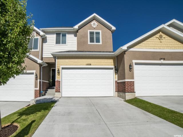 11838 S Cedar Valley Dr, Riverton, UT 84065 (#1617113) :: goBE Realty