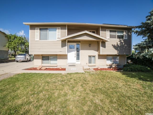 3838 S 6955 W, West Valley City, UT 84128 (#1617124) :: Red Sign Team