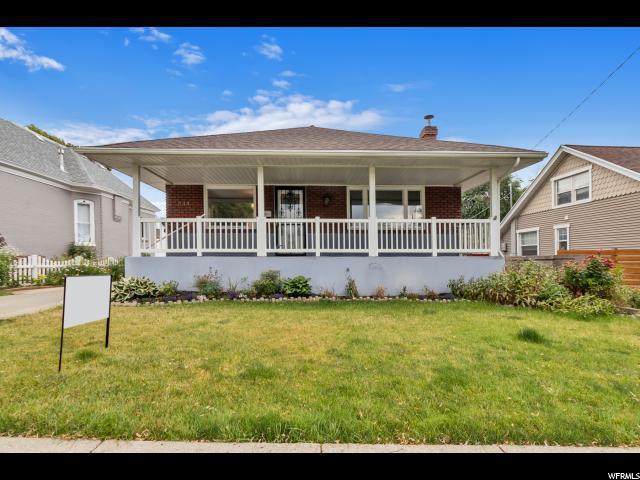 844 E Sherman Ave S, Salt Lake City, UT 84105 (#1617128) :: Doxey Real Estate Group