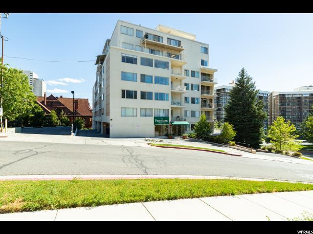8 E Hillside N #201, Salt Lake City, UT 84103 (#1617139) :: Doxey Real Estate Group