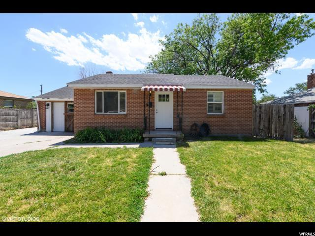 1098 S Glendale Dr W, Salt Lake City, UT 84104 (#1617151) :: Action Team Realty