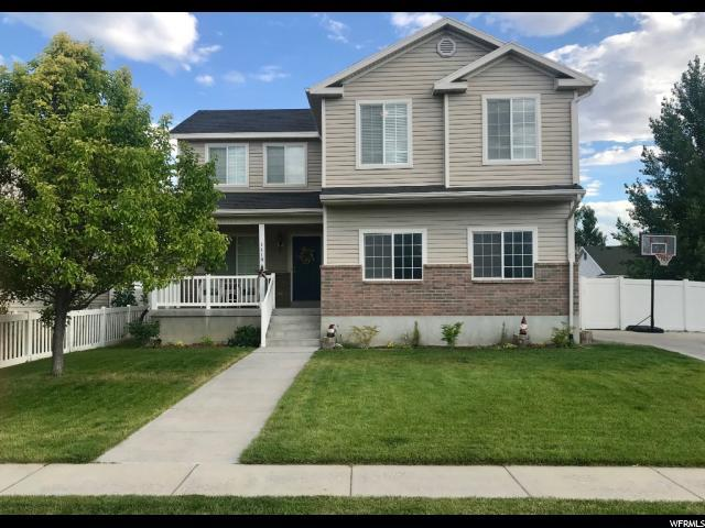 1410 E Hawk Way, Eagle Mountain, UT 84005 (#1617154) :: Red Sign Team