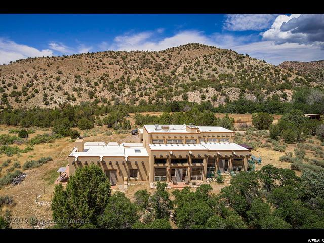 70 Desert Solitaire Rd, Moab, UT 84532 (MLS #1617156) :: High Country Properties