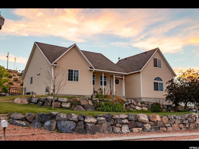 3641 Sunrise Dr, Saratoga Springs, UT 84043 (#1617159) :: goBE Realty