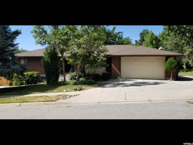7963 S Willowcrest Rd E, Cottonwood Heights, UT 84121 (#1617186) :: Colemere Realty Associates