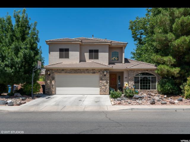 60 W 200 S, Washington, UT 84780 (#1617213) :: Doxey Real Estate Group