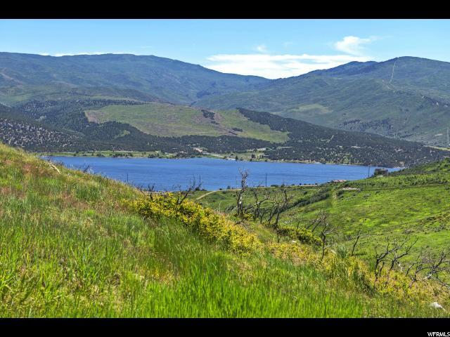 45 Kent Cyn, Wanship, UT 84017 (MLS #1617236) :: High Country Properties