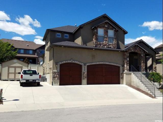 14728 S Tangle Hill Rd, Herriman, UT 84096 (#1617262) :: Bustos Real Estate | Keller Williams Utah Realtors