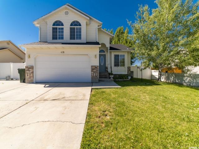 416 E 1310 N, Tooele, UT 84074 (#1617280) :: Powerhouse Team | Premier Real Estate