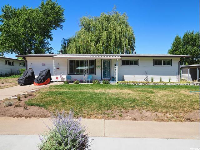 1369 N 350 W, Sunset, UT 84015 (#1617282) :: goBE Realty