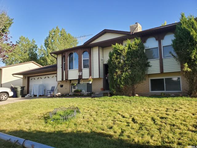 6259 W Bona Dea Blvd S, West Valley City, UT 84128 (MLS #1617289) :: Lawson Real Estate Team - Engel & Völkers