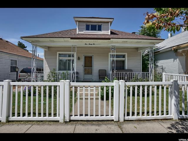 532 E 30TH, Ogden, UT 84401 (#1617293) :: Bustos Real Estate | Keller Williams Utah Realtors