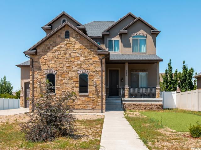421 N 3425 W, Layton, UT 84041 (MLS #1617300) :: Lawson Real Estate Team - Engel & Völkers