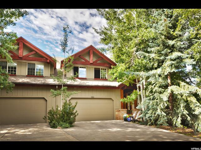 1382 Meadow Loop Rd #3, Park City, UT 84098 (#1617325) :: RE/MAX Equity