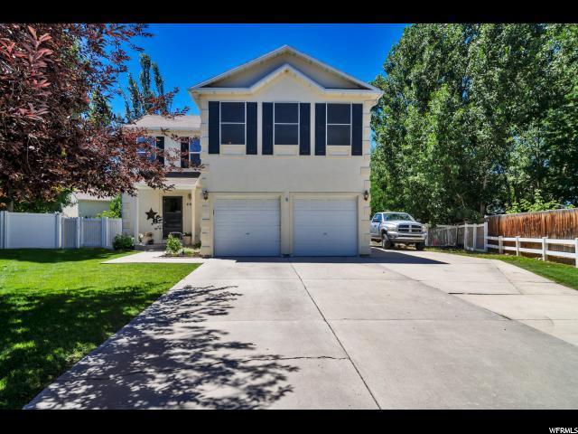 467 N 500 W, Heber City, UT 84032 (MLS #1617327) :: High Country Properties