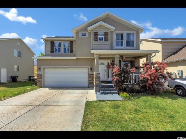 7452 S Sunset Maple Dr, West Jordan, UT 84084 (#1617336) :: Bustos Real Estate   Keller Williams Utah Realtors