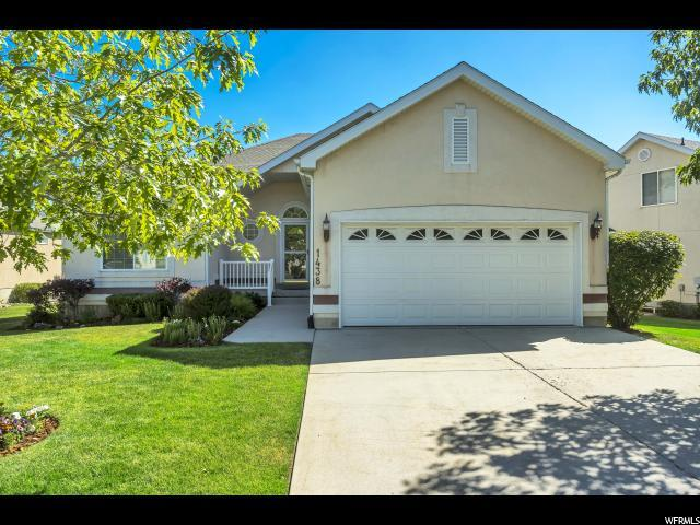 1438 E Forge Way, Draper, UT 84020 (#1617410) :: Colemere Realty Associates