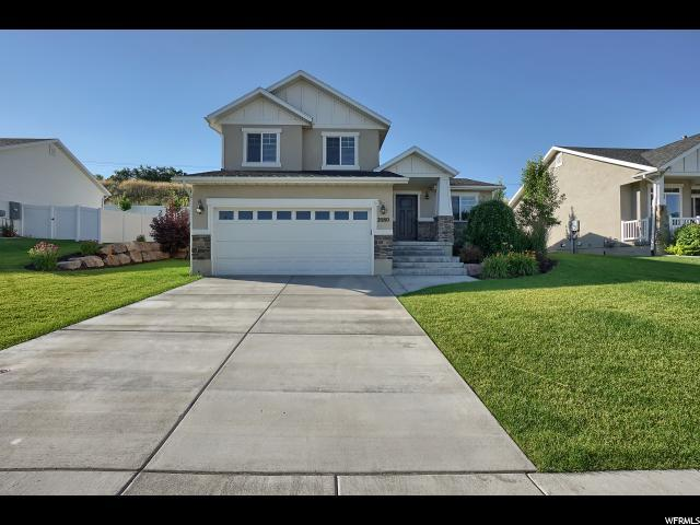 2080 E 3100 N, Layton, UT 84040 (#1617412) :: Keller Williams Legacy