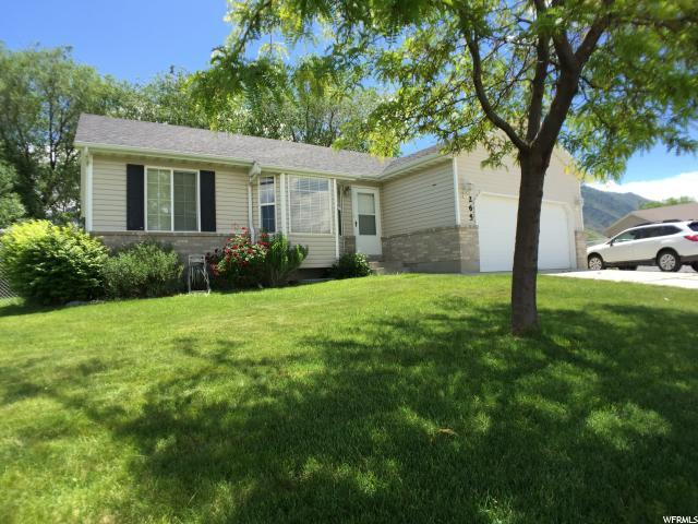 1265 S Daley Cir, Payson, UT 84651 (#1617418) :: Red Sign Team