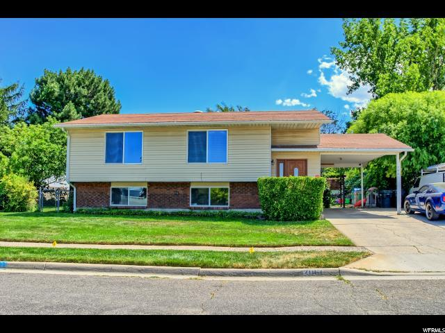 7061 W Cimmarron Dr S, West Valley City, UT 84128 (#1617424) :: Red Sign Team